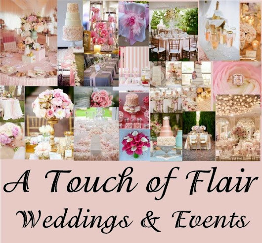 A Touch of Flair Weddings and Events