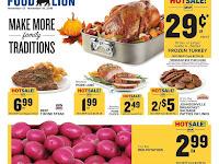 Food Lion Weekly Ad & Deals November 13 - 19, 2019