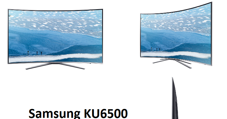 samsung ku6500 milieu de gamme 4k incurv e 2016 televiseur led. Black Bedroom Furniture Sets. Home Design Ideas