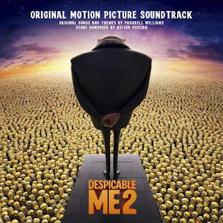 Despicable Me 2 Liedje - Despicable Me 2 Muziek - Despicable Me 2 Soundtrack - Despicable Me 2 Filmscore