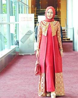Model Baju Lebaran Dian Pelangi Model Terbaru