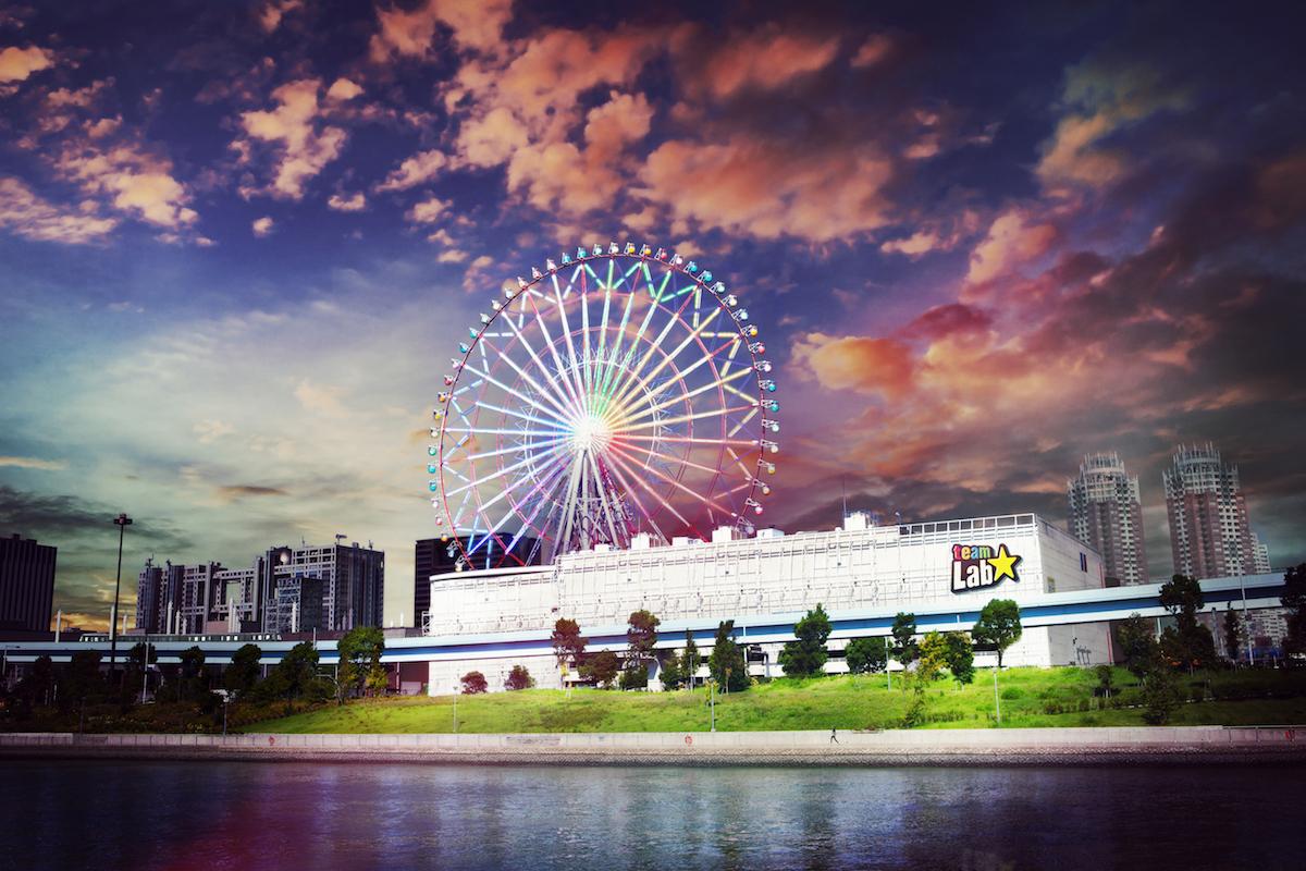 施設面積10,000m2の空間に、世界初公開作品を含む約40作品を展示する。チームラボによる東京初の常設展示であり、フラッグシップ施設となる。