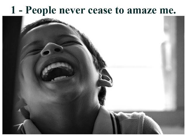 """Amazing"" Quotes"
