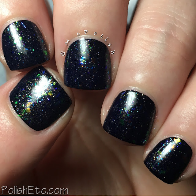 Ever After Polish - Flake It Up Collection - McPolish - Straight Up