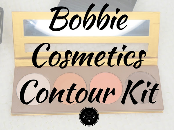 Bobbie Cosmetics Contour Kit Swatch + Review