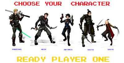 Resultado de imagen para ready player one parzival
