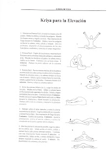 kundalini yoga en terrassa clase vii séptimo chakra