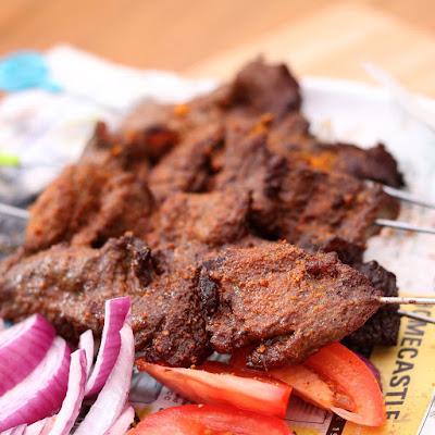 How to Make Beef Suya 1