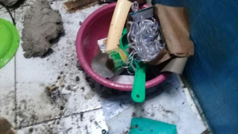 Bom panci meledak di rumah pelaku di Buahbatu