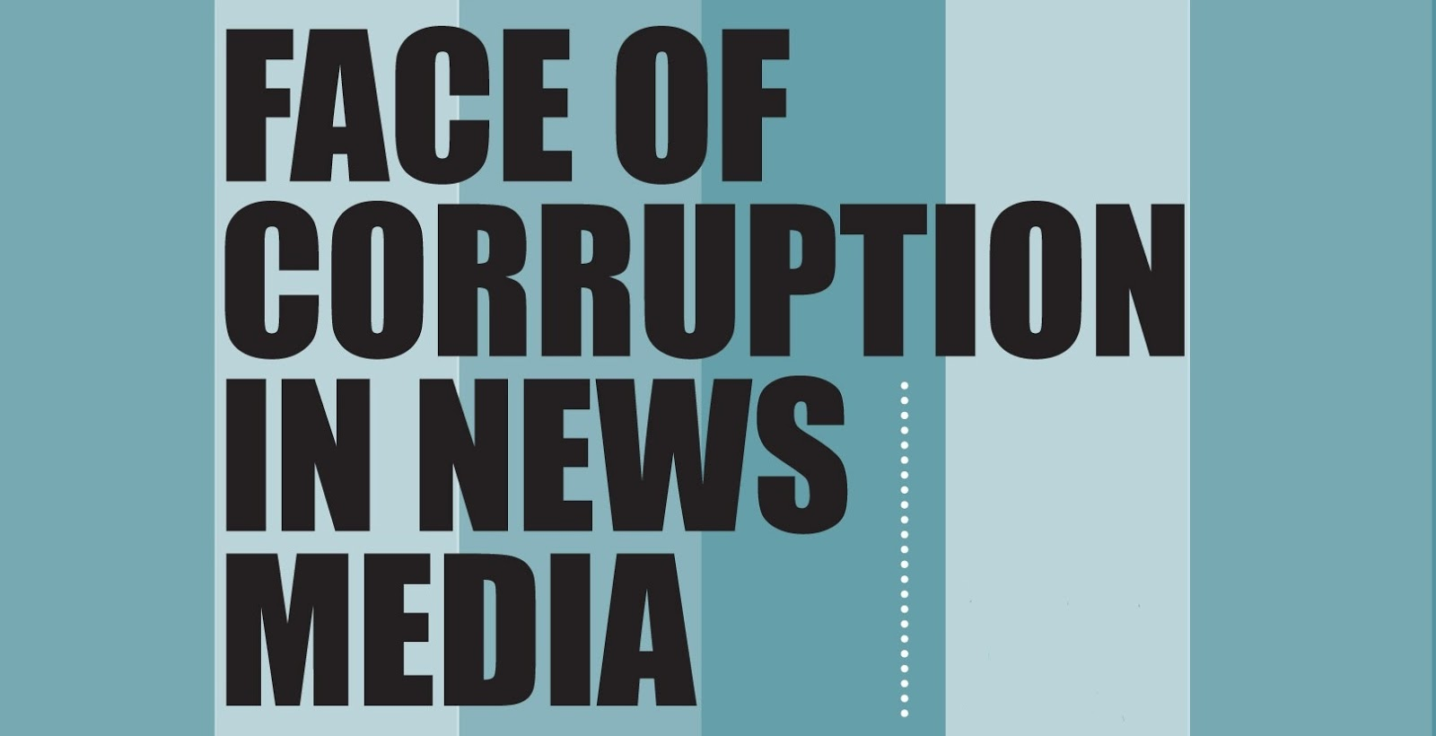 Media reports on corruption