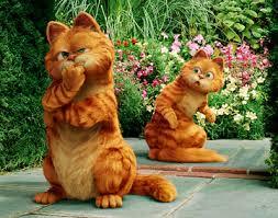 Garfield lucu