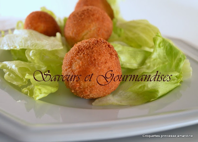Pomme de terre princesse amandine 1 Recettes de Pomme de