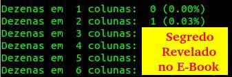 Dupla-Sena segredo das colunas grátis