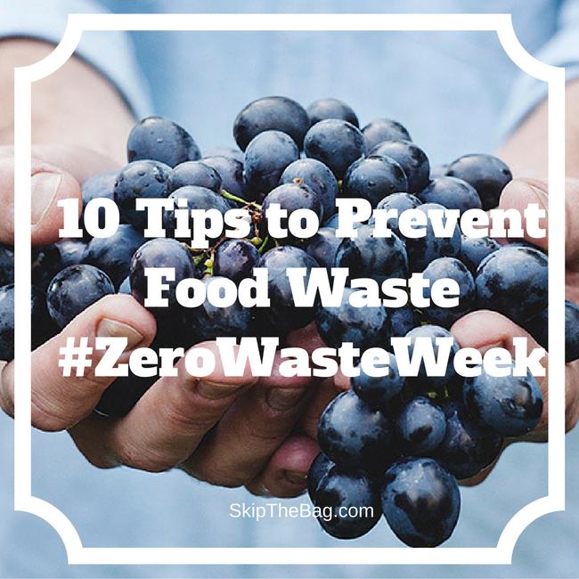 #zerowasteweek Zero waste week
