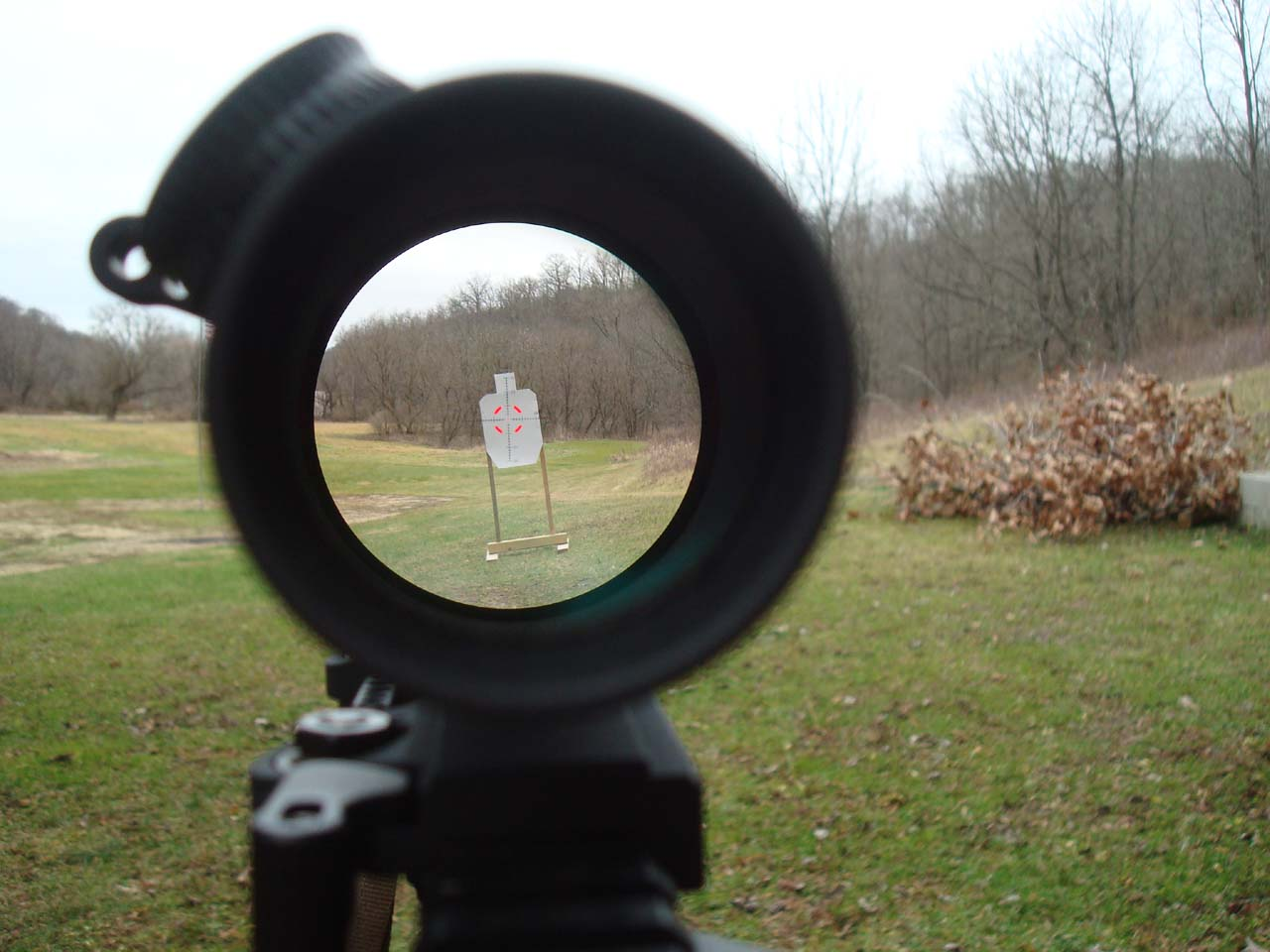 Training To Win Vortex Viper Hs 1 4x24 Optic