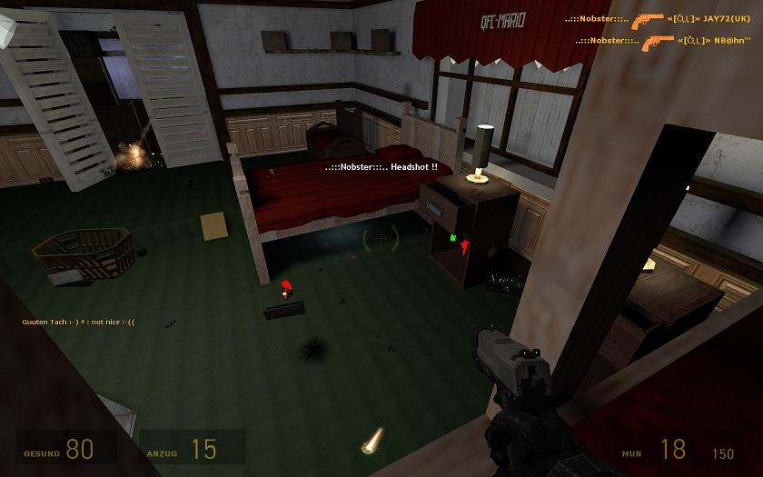screenshot Half Life Material Wallhack Hile 2014 Botu indir