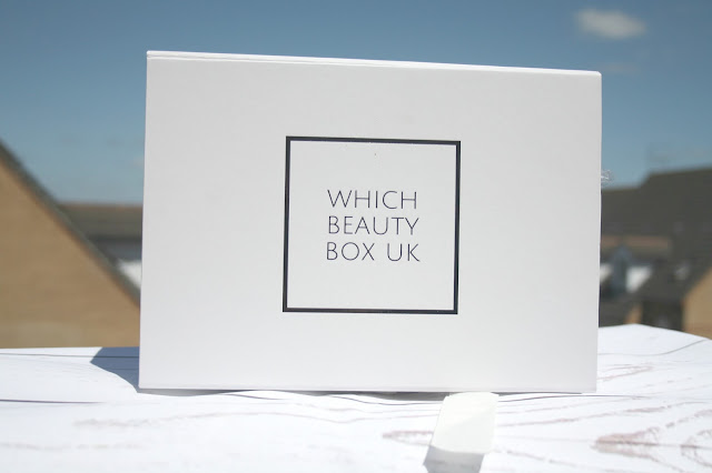 WhichBeautyBox LIMITED EDITION SUMMER EDIT BEAUTY BOX