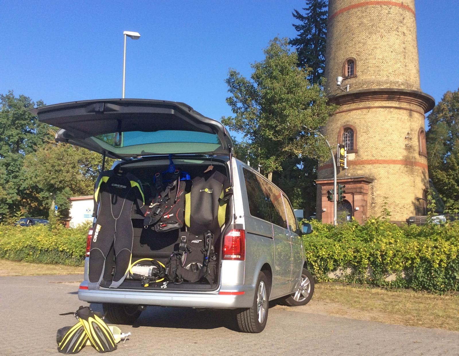 Autos, Lkw & Busse Modellbau Motiviert Vw Volkswagen T6 Multivan Personen Transporter Schwarz T5 Ab 2 Facelift 2015 ..