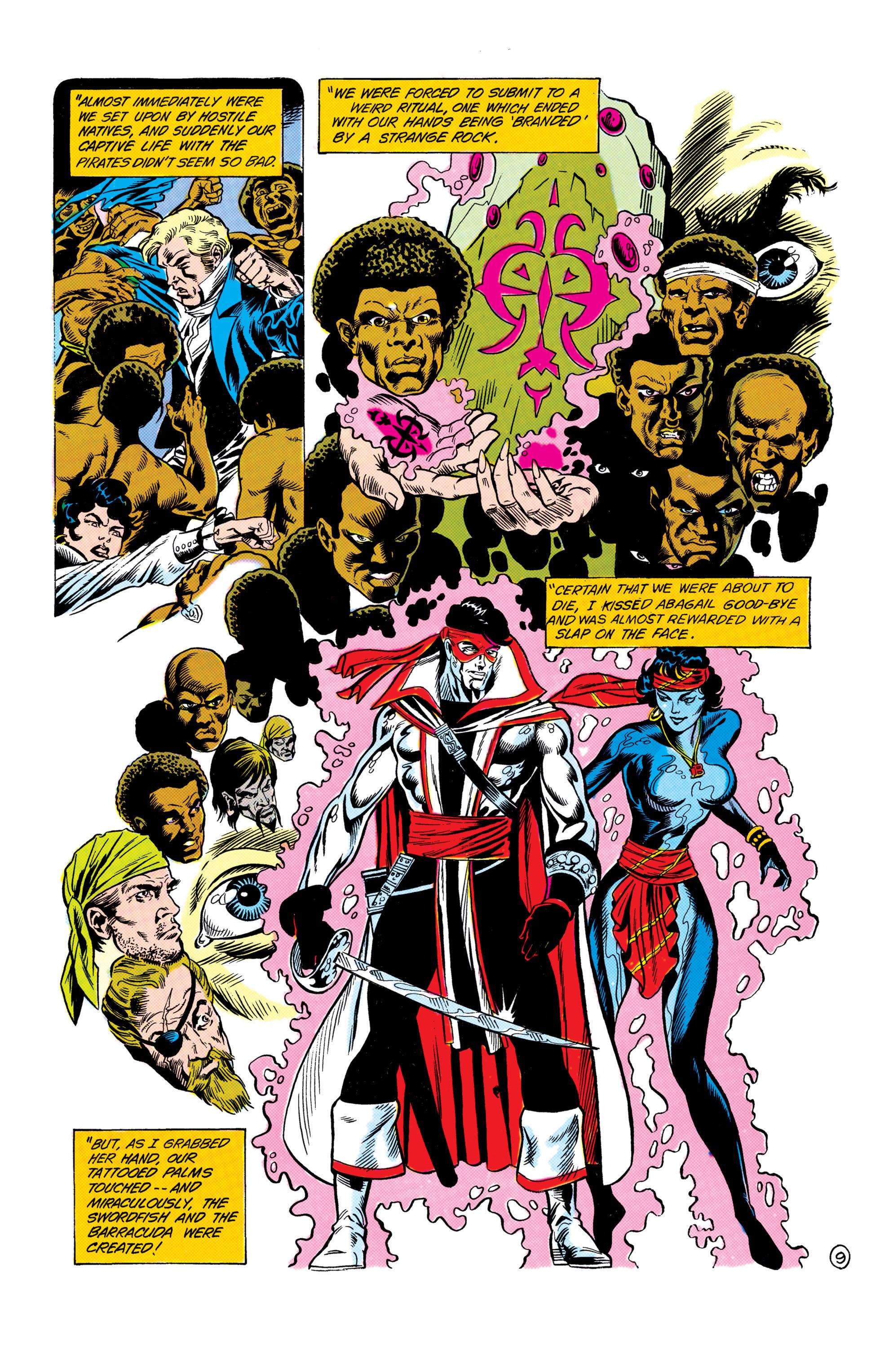 Read online World's Finest Comics comic -  Issue #306 - 10