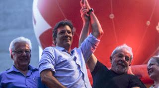 Executiva do PT aprova Haddad como candidato da legenda