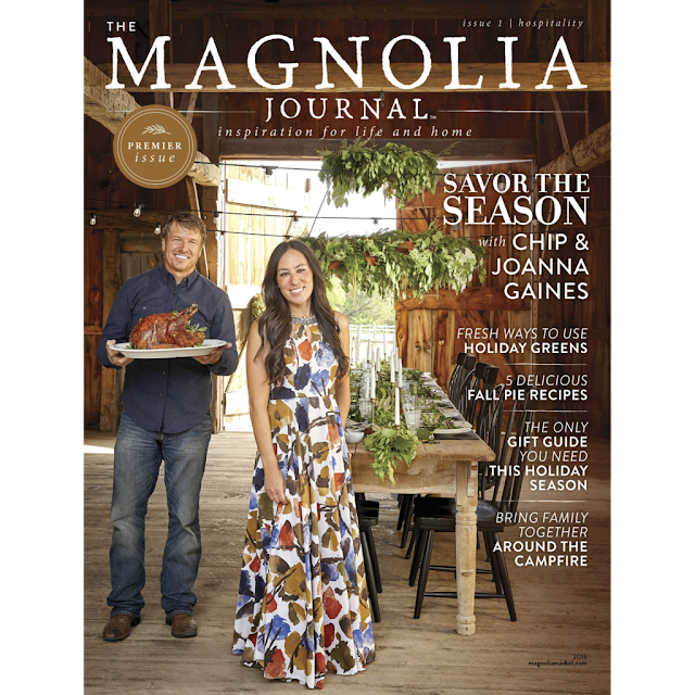 My Little Bungalow A New Magazine The Magnolia Journal
