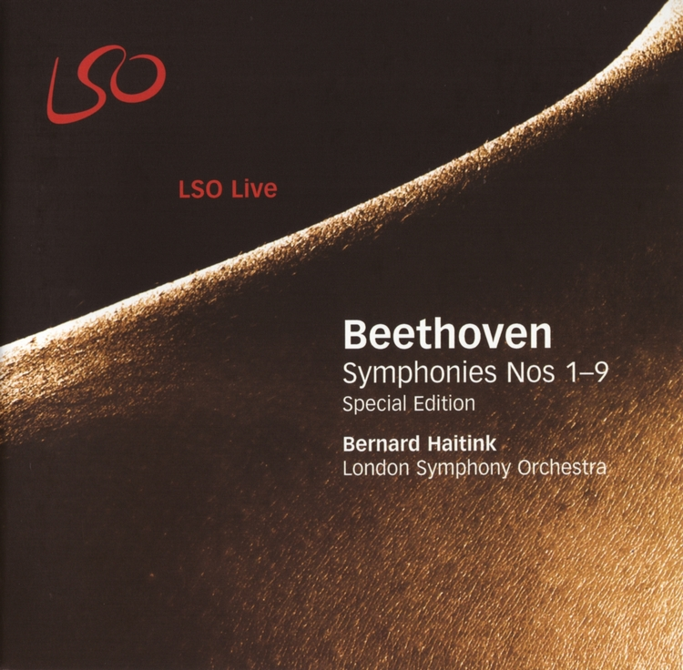 Mi Música Clásica: Beethoven - Symphonies nos  1-9 - London