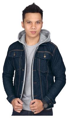 jaket jeans pria, jaket levis pria, jaket jeans levis