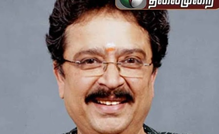 Lyricist Vairamuthu should ask apology on Andal Controversy: Actor SV Sekar | #Andal #Controversy