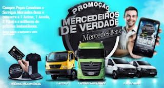 Promoção Mercedes-Benz 2017 2018 Mercedeiros de Verdade