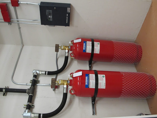 Fire suppression system Shehan's thoughts