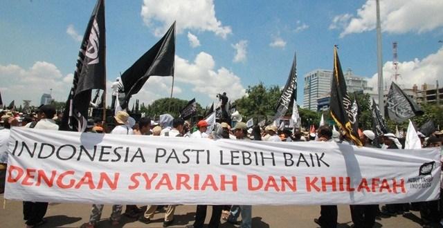 Kerancauan Pemikiran, Aqidah dan Syariat HTI