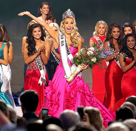 Miss USA 2015 Olivia Jordan is an actress and Boston University graduate