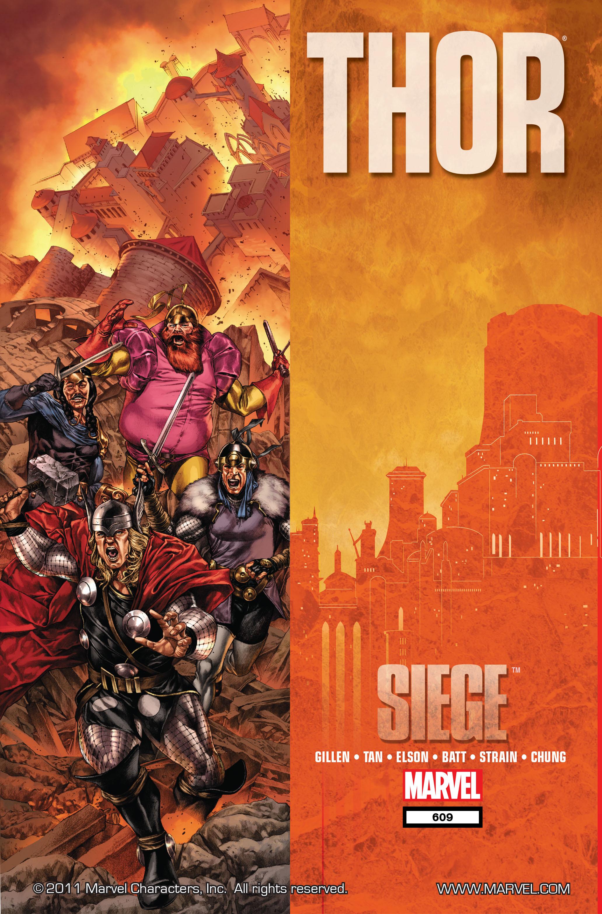 Thor (2007) Issue #609 #22 - English 1