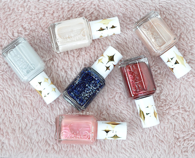 Essie Retro Revival - Starry Starry Night Collection - Swatches & Review