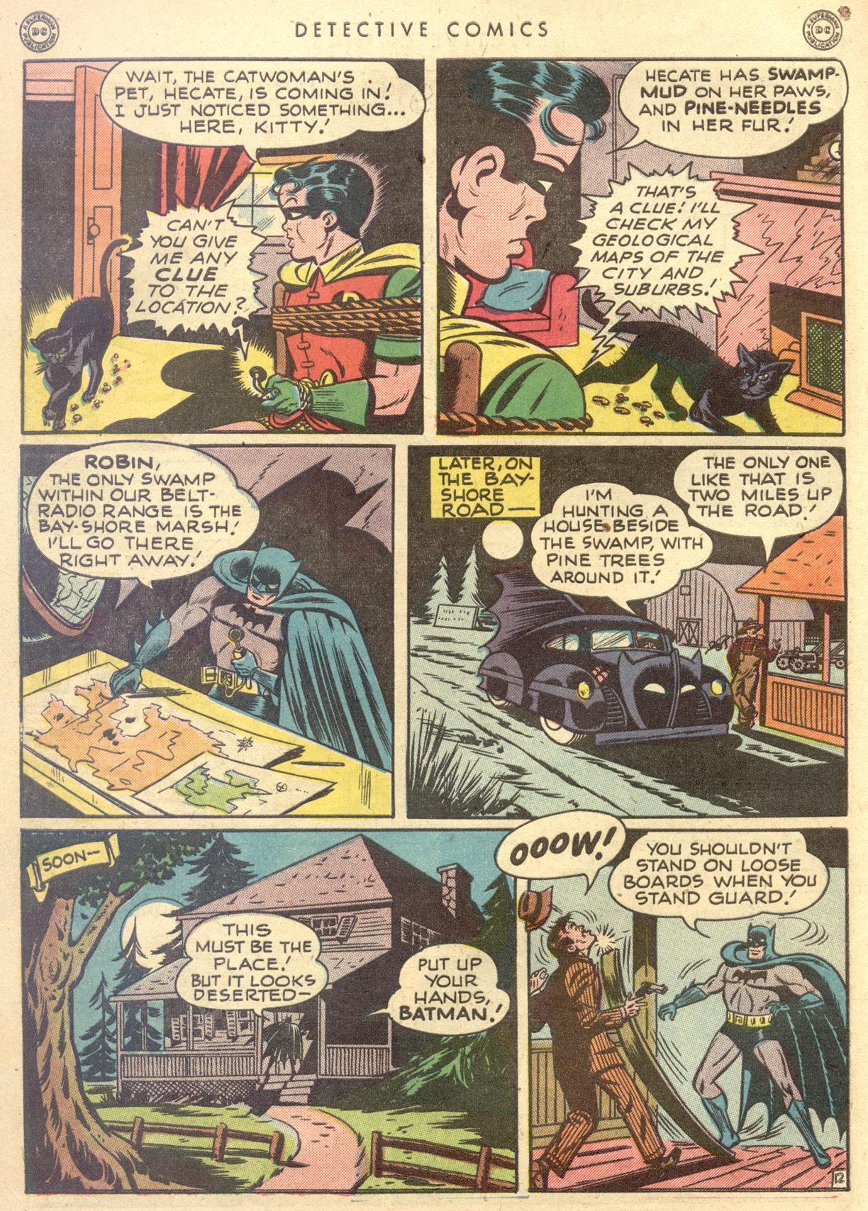 Read online Detective Comics (1937) comic -  Issue #122 - 14