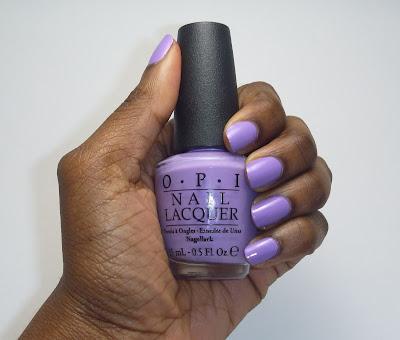 ColourVida: OPI Do You Lilac It? Swatch  ColourVida: OPI...