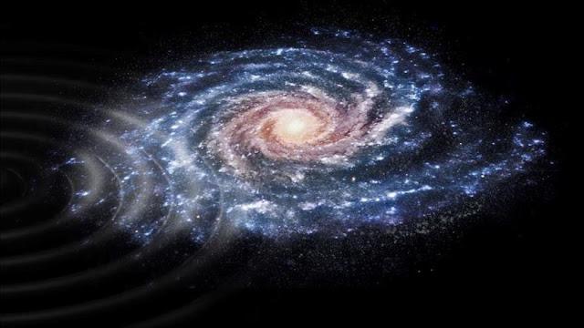 Nuestra galaxia sufrirá una colisión mucho antes de lo previsto