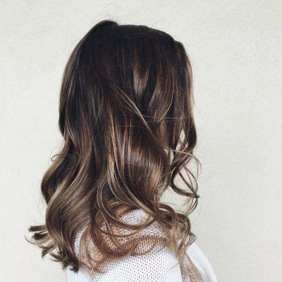 Capelli fini, modella, hair
