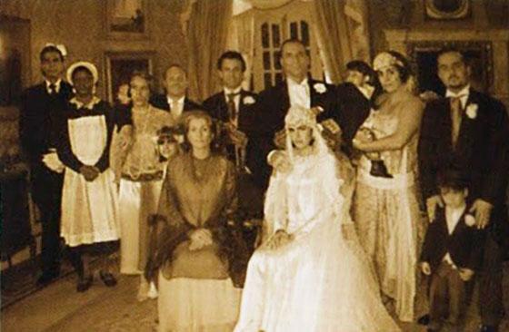 Casamento Yolanda Penteado