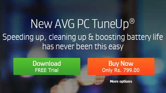 avg pc tune up tool