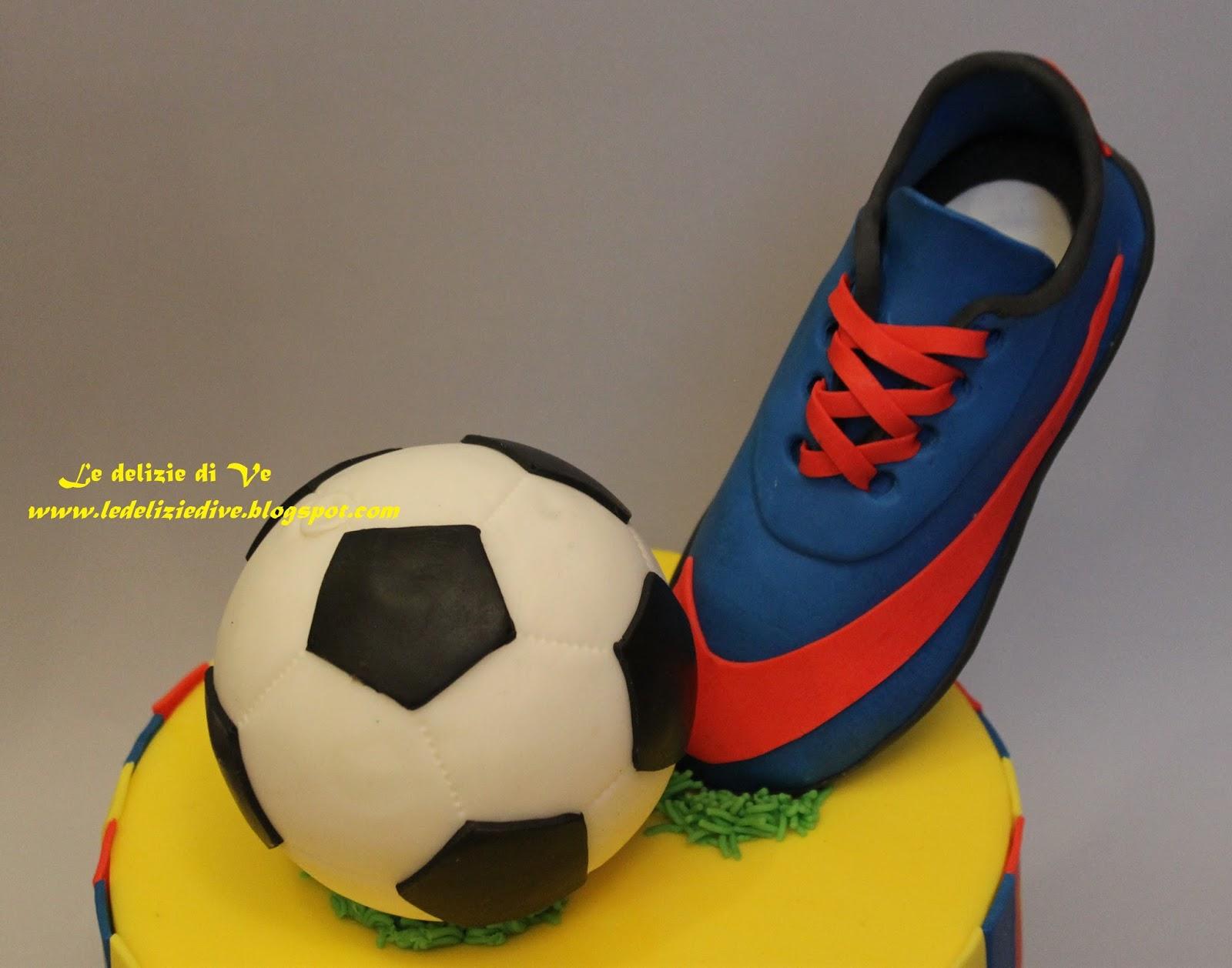 Ledeliziedive soccer cake