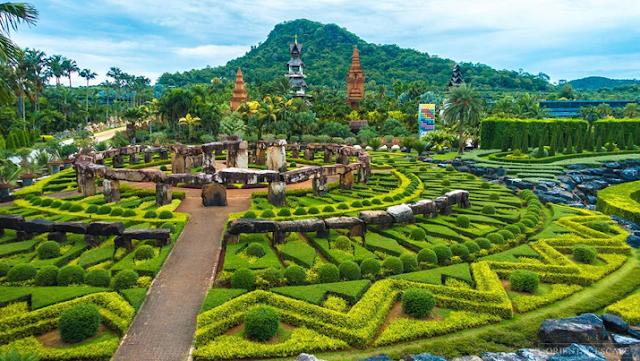 Wisata Favorit Thailand