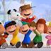 Papel de Perede Snoopy The Peanuts Movie