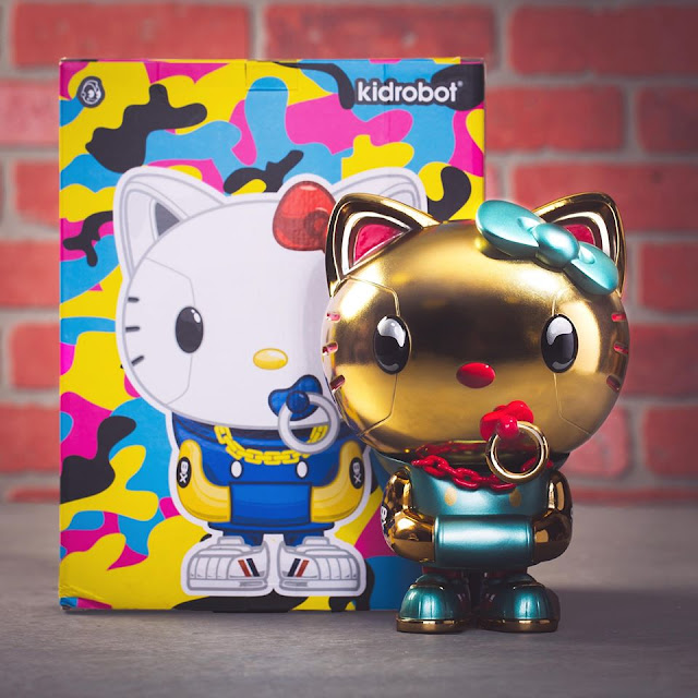 Kidrobot Dunny Decal Sticker Mascot Bot 3 5 8 JDM vinyl toy blind box collector