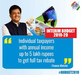 budget-2019-20-it-full-tax-rebate-5-lakh