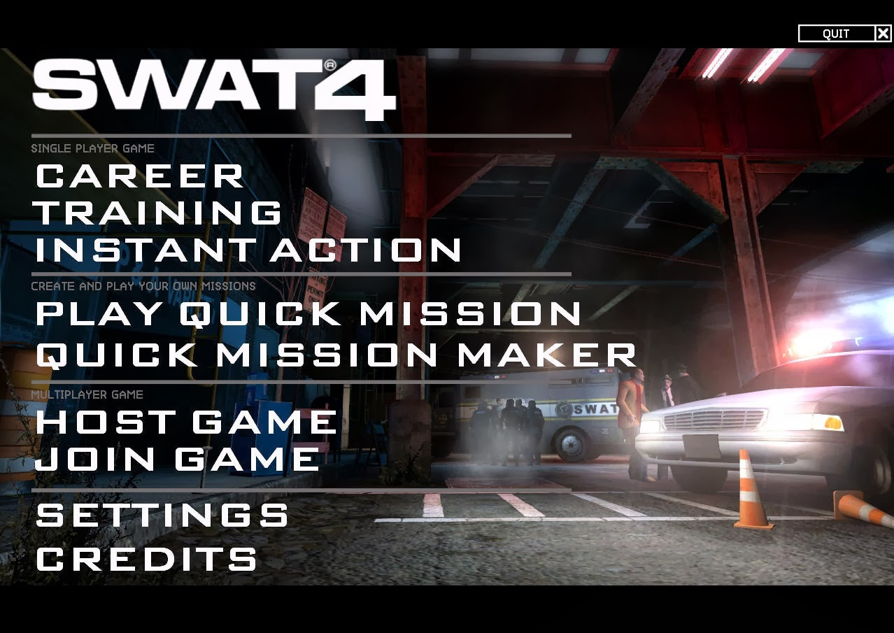 SWAT 4 PC Game
