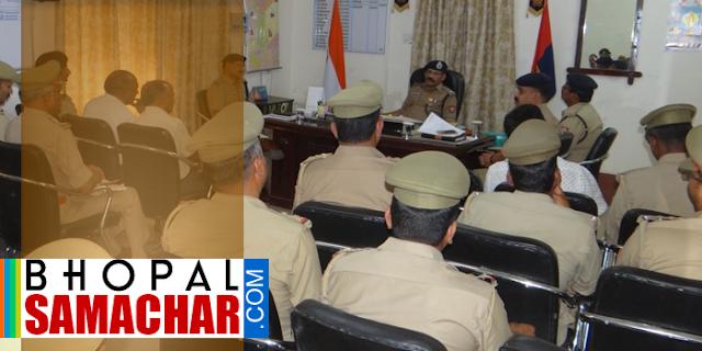 एससी-एसटी एक्ट: प्रस्तावित बंद के लिए पुलिस तैयारियां शुरू | MP NEWS