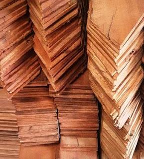 sirap kayu