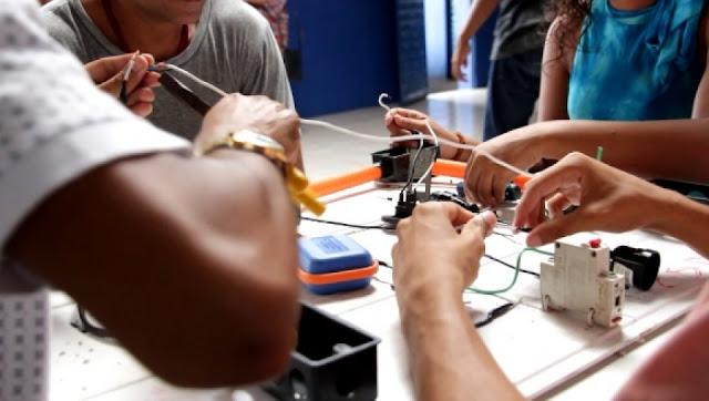 Dependentes químicos iniciam cursos profissionalizantes em Ceilândia