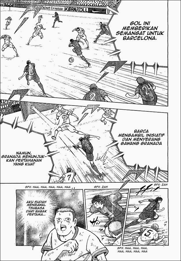 Captain Tsubasa – Rising Sun Chapter 01-20